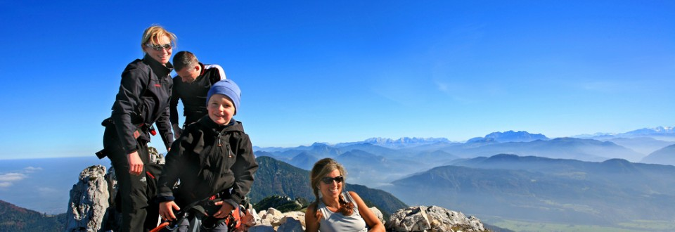 Autumn Hiking in Chiemgau – Fun for the whole family.